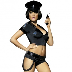 Obsessive - Police Set Costume S/M