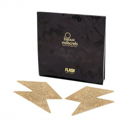 Bijoux Indiscrets - Flash Bolt Gold