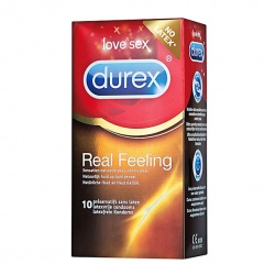 Durex - Real Feeling Condooms 10 pcs
