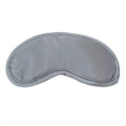 S&M - Satin Blindfold Grey