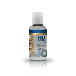 System JO - Anal H2O Lubricant Cool 75 ml
