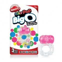 The Screaming O - Color Pop Big O Pink