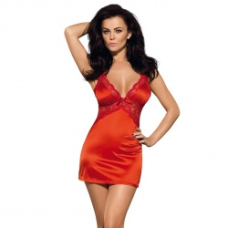 Obsessive - Secred Chemise & Thong S/M