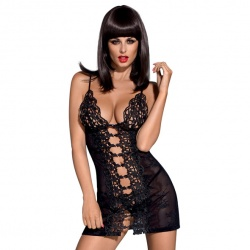 Obsessive - Bride Chemise & Thong L/XL