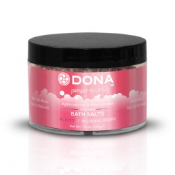 Dona - Bath Salt Blushing Berry 225 ml