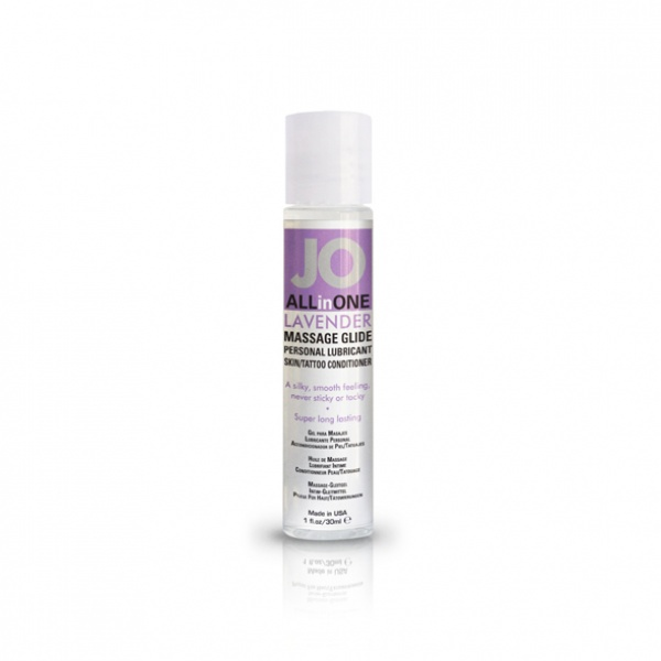 System JO - Massage Glide Lavender 30 ml
