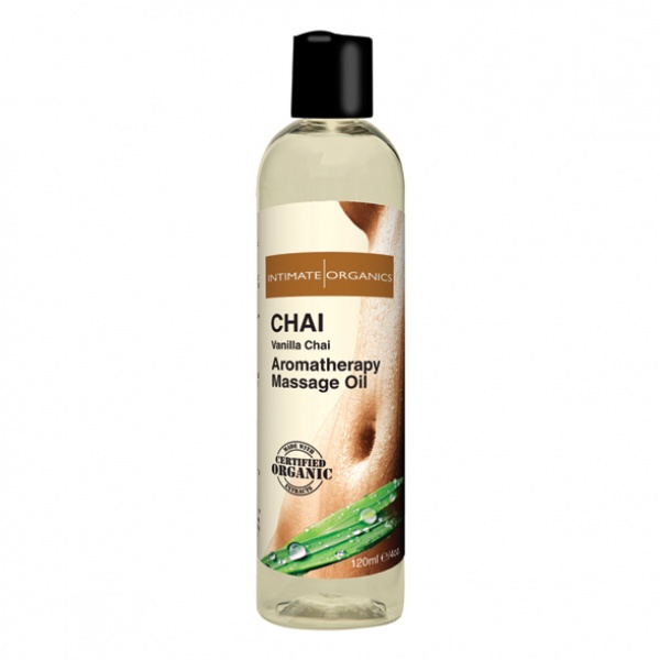 Intimate Organics - Chai Massage Oil 120 ml